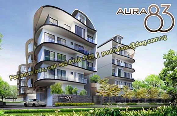 Aura 83, Duku Road (D15)