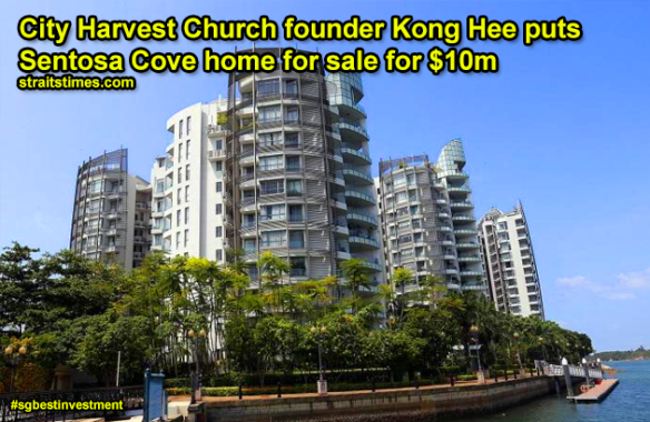 City Harvest Church founder and co-owner paid $9.33m for luxury duplex unit in 2007